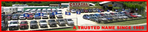 Crystal Auto Rental- Belize