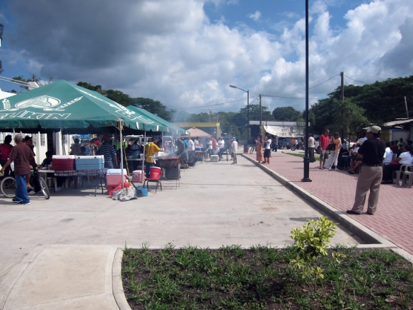 Belize BBQ Competition