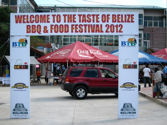 2012 Taste of Belize